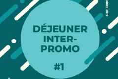 Déjeuner Inter-Promo, 2019